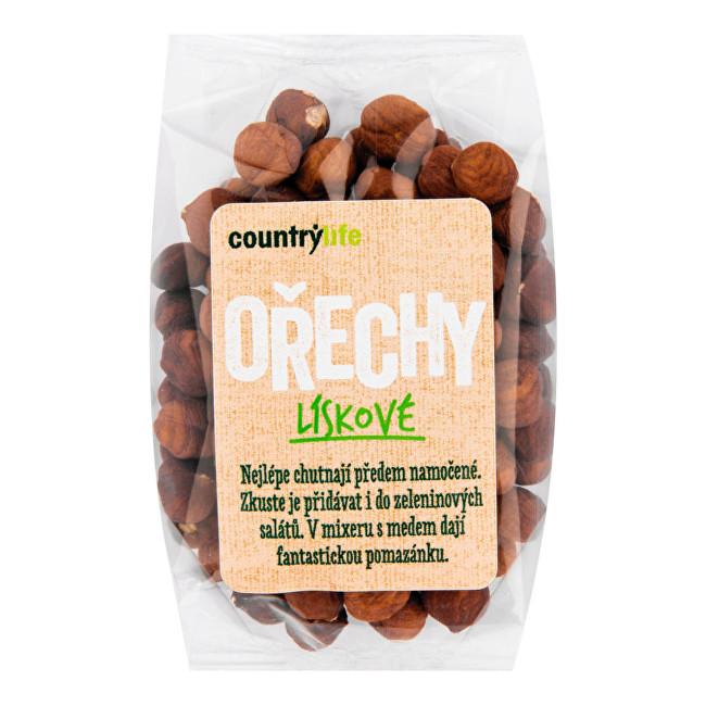 Zobrazit detail výrobku Country Life Lískové ořechy 100g