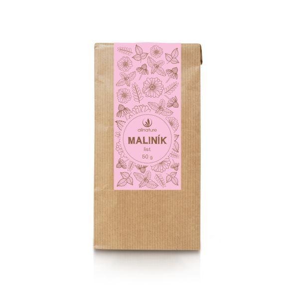 Zobrazit detail výrobku Allnature Maliník list 50 g