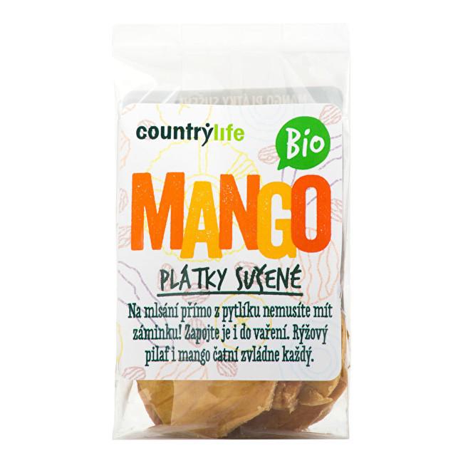 Zobrazit detail výrobku Country Life Mango plátky sušené BIO 80g