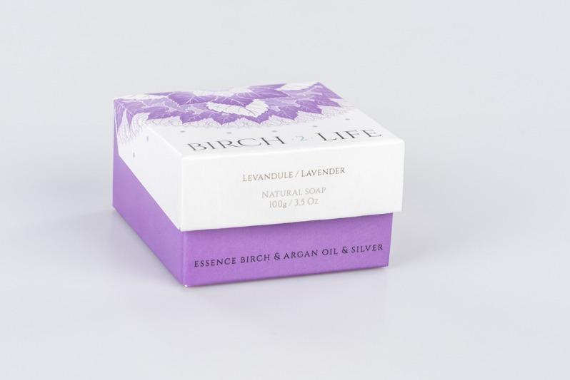 Zobrazit detail výrobku Birch 2 Life Mýdlo Levandule