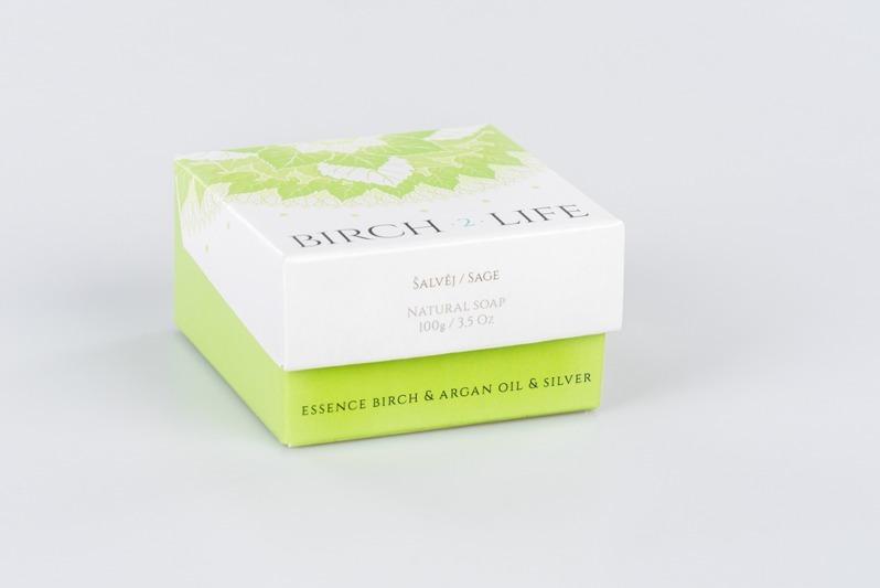 Zobrazit detail výrobku Birch 2 Life Mýdlo šalvěj