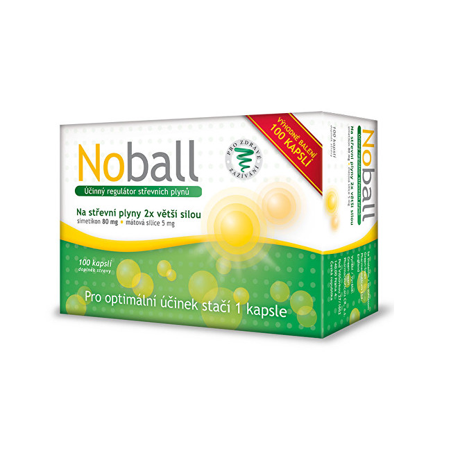 Zobrazit detail výrobku Green-Swan Noball 100 kapslí