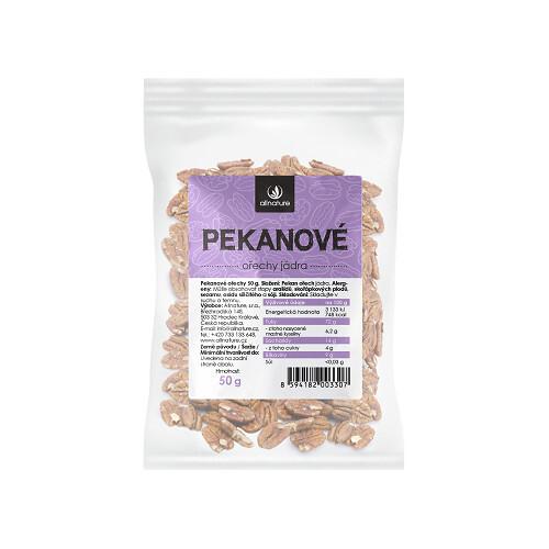 Zobrazit detail výrobku Allnature Pekanové ořechy 50 g