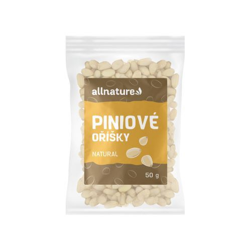 Zobrazit detail výrobku Allnature Piniové oříšky 50 g
