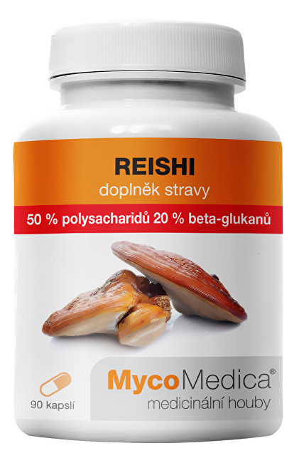 MycoMedica Reishi 90 kapsúl