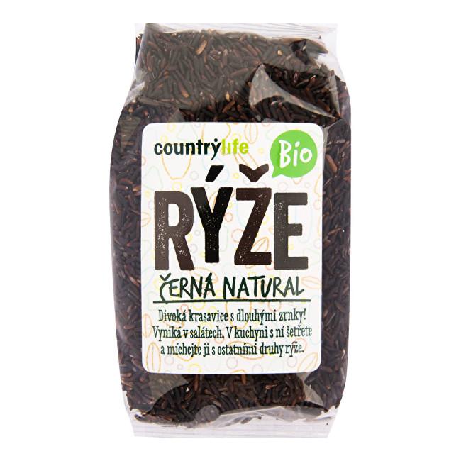 Zobrazit detail výrobku Country Life Rýže černá natural BIO 500g