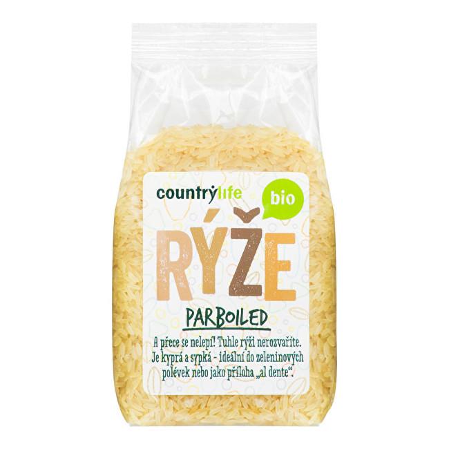 Zobrazit detail výrobku Country Life Rýže parboiled BIO 0,5 kg