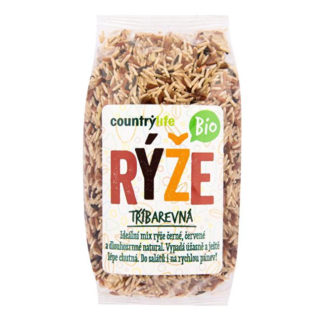 Zobrazit detail výrobku Country Life Rýže tříbarevná BIO 0,5 kg