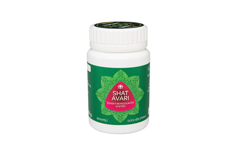 Zobrazit detail výrobku Aimil Power of Ayurveda SHATAVARI 60 kapslí
