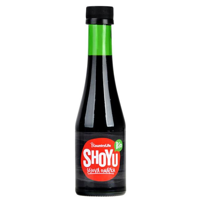 Zobrazit detail výrobku Country Life Shoyu sójová omáčka BIO 200 ml