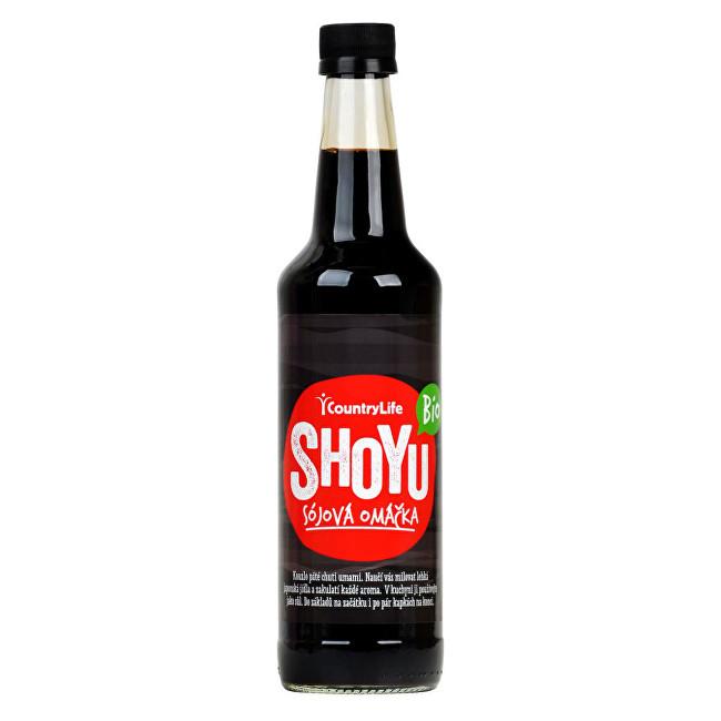 Zobrazit detail výrobku Country Life Shoyu sójová omáčka BIO 500 ml
