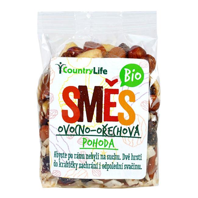Zobrazit detail výrobku Country Life Směs ovocno-ořechová POHODA BIO 150 g