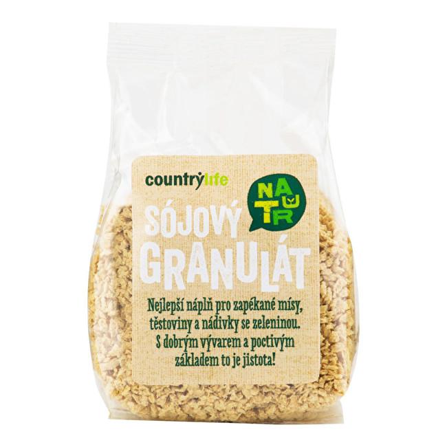 Zobrazit detail výrobku Country Life Sójový granulát 100g