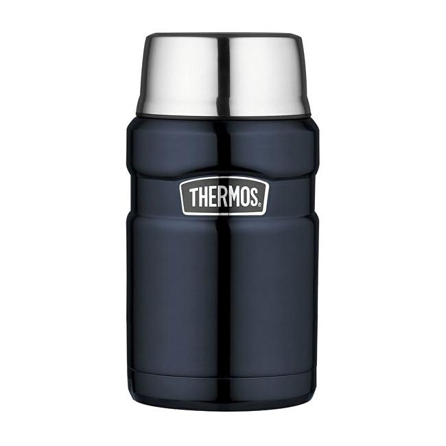 Zobrazit detail výrobku Thermos Style Termoska na jídlo se šálkem - tmavě modrá 710 ml