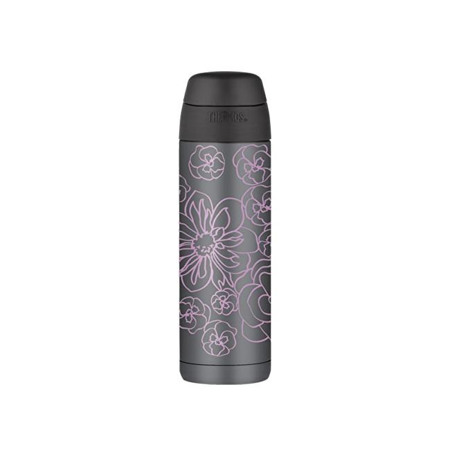 Zobrazit detail výrobku Thermos Style Termoska na nápoje s brčkem - ametyst 530 ml