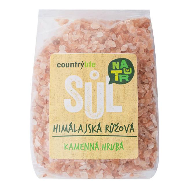 Zobrazit detail výrobku Country Life Sůl himálajská růžová hrubá 500g