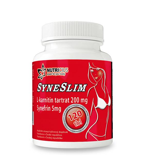 Zobrazit detail výrobku Nutricius Syneslim 120 tbl.