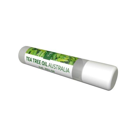 Zobrazit detail výrobku Biomedica Tea tree oil Australia roll on 8 ml