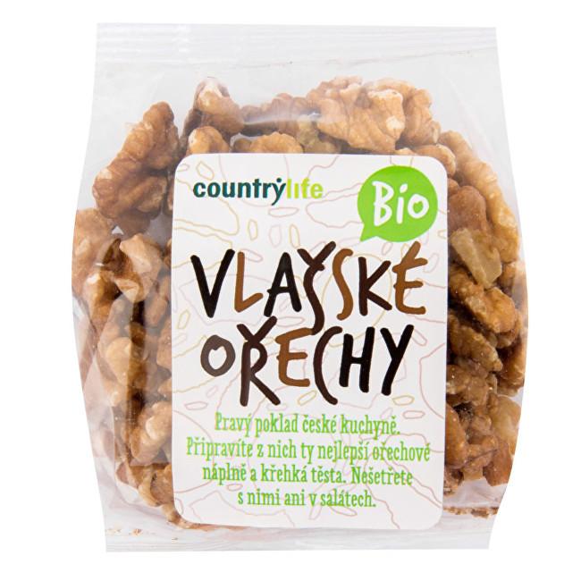 Zobrazit detail výrobku Country Life Vlašské ořechy BIO 100g