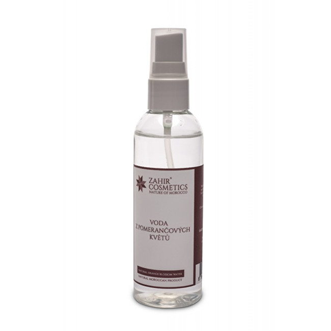 Zobrazit detail výrobku Záhir cosmetics s.r.o. Voda z pomerančových květů 100 ml