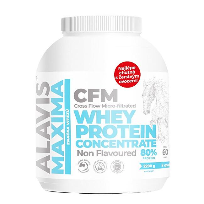 Zobrazit detail výrobku Alavis Alavis Maxima Whey Protein Concentrate 80% 2200 g