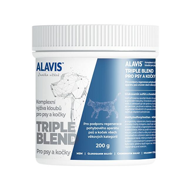 Zobrazit detail výrobku Alavis Alavis Triple Blend pro psy a kočky 200 g