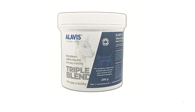Alavis Alavis Triple Blend pre psov a mačky 200 g