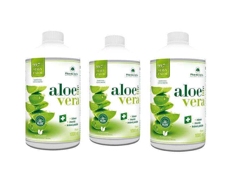 Zobrazit detail výrobku Pharma Activ AloeLive 2+1 1000 ml