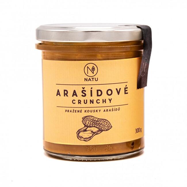 Zobrazit detail výrobku Natu Arašídový krém crunchy 300 g