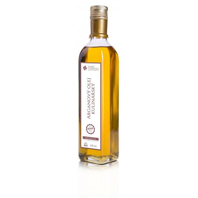 Zobrazit detail výrobku Záhir cosmetics s.r.o. Arganový olej kulinářský 250 ml