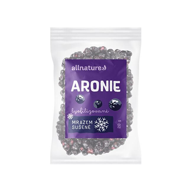 Zobrazit detail výrobku Allnature Aronie sušená mrazem celá 20 g