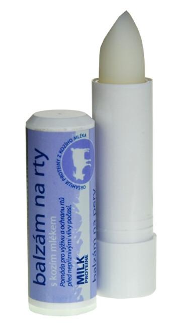 Zobrazit detail výrobku Vivapharm Balzám na rty s kozím mlékem 4,2 g - tyčinka