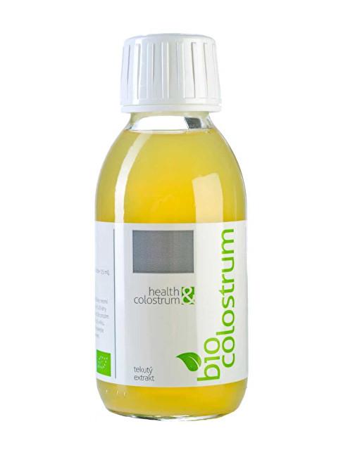 Zobrazit detail výrobku Health&colostrum BIO colostrum čisté - tekutý extrakt 125 ml
