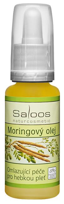 Bio Moringový olej lisovaný za studena 20 ml