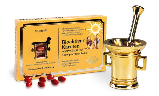 Zobrazit detail výrobku Pharma Nord Bioaktivní Karoten Rodinné balení 90 pastilek