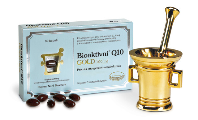Zobrazit detail výrobku Pharma Nord Bioaktivní Q10 GOLD 100 mg 60 pastilek