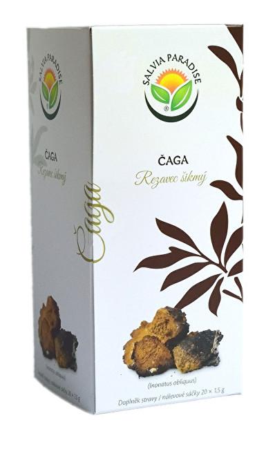 Zobrazit detail výrobku Salvia Paradise Čaga rezavec šikmý 20 x 1.5 g