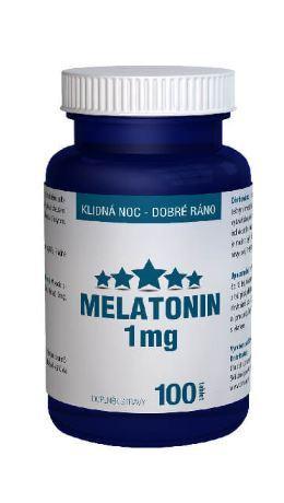 Zobrazit detail výrobku Clinical Nutricosmetics Melatonin 100 tablet
