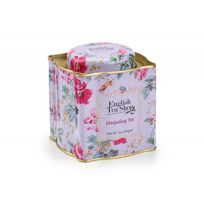 Zobrazit detail výrobku English Tea Shop Dárková plechovka sypaný čaj Darjeeling 85 g