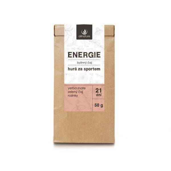 Energie Bylinný čaj 50 g