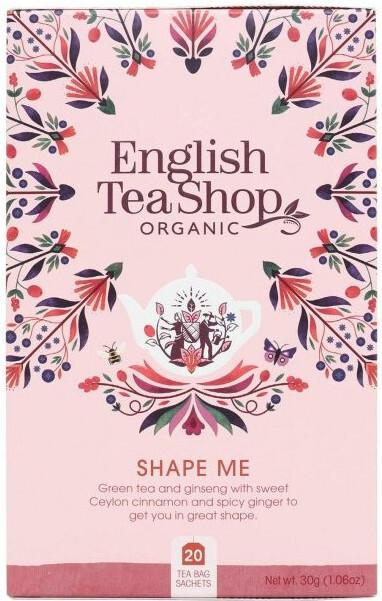 Zobrazit detail výrobku English Tea Shop Tvaruj mě BIO 20 sáčků
