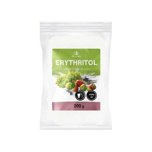 Zobrazit detail výrobku Allnature Erythritol 200 g
