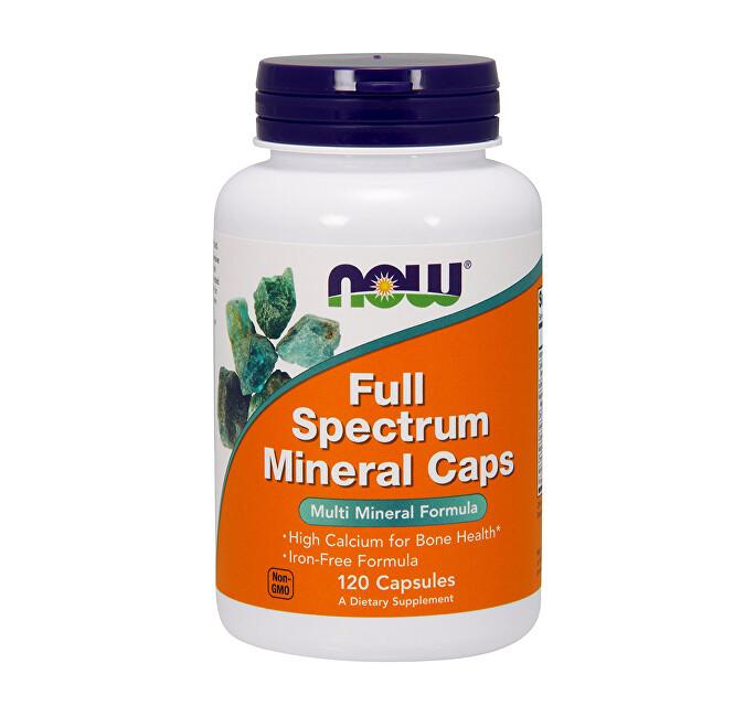 Zobrazit detail výrobku NOW Full Spectrum Mineral 120 kapslí