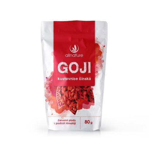 Zobrazit detail výrobku Allnature Goji sušená 80 g