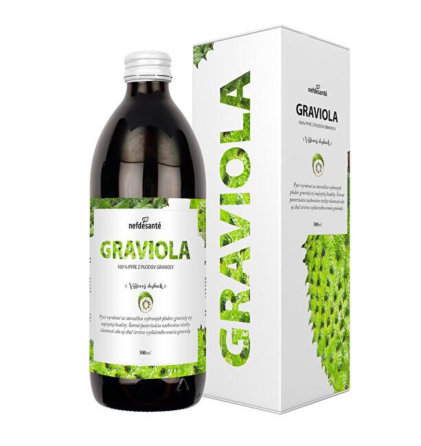 Zobrazit detail výrobku Nef de Santé Graviola - 100% pasterované pyré z plodů gravioly 500 ml
