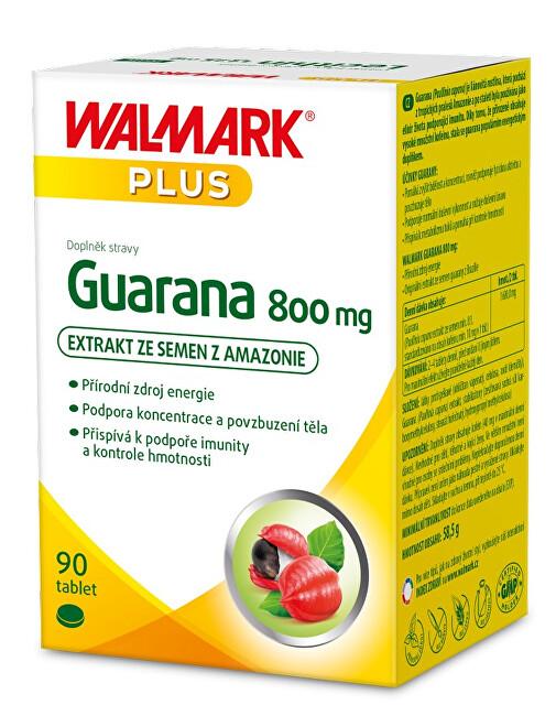 Walmark Guarana 800 mg 90 tbl.
