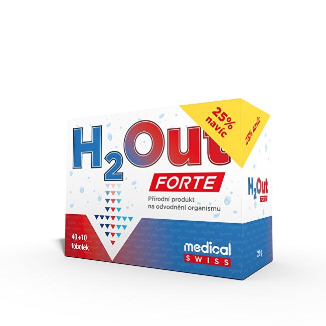 Zobrazit detail výrobku Clinex H2Out FORTE 40+10 tobolek