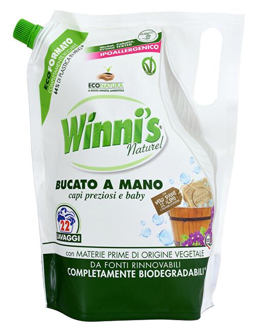 Zobrazit detail výrobku Winni´s Bucato a Mano hypoalergenní prací gel s přírodním mýdlem 814 ml