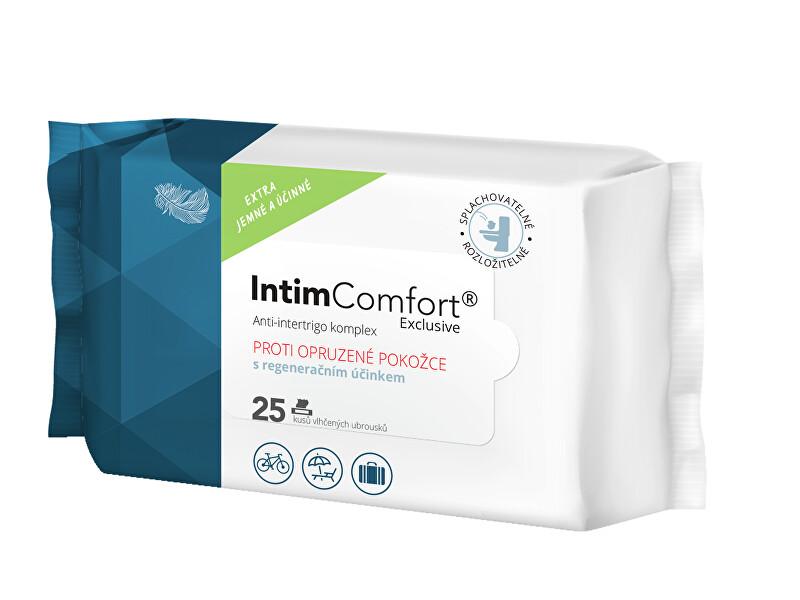 Zobrazit detail výrobku Intim Comfort anti-intertrigo pack 25 kapesníčků