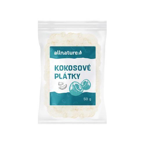 Zobrazit detail výrobku Allnature Kokosové plátky - chipsy 50 g